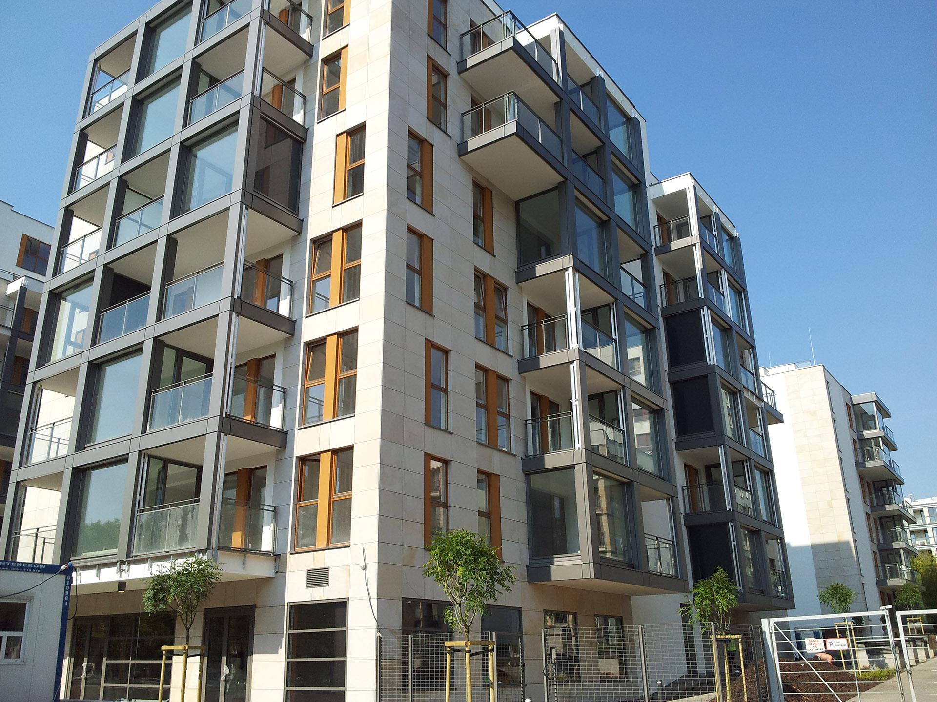 Apartamenty Obrzeżna 2