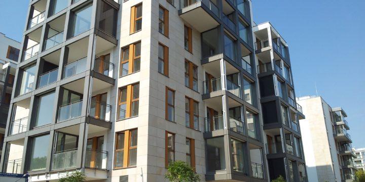 Apartamenty Obrzeżna